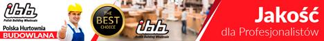Polska Hurtownia Budowlana IBB Builders Merchants