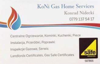 KoNi Gas Home Services