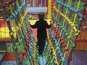 Centrum zabaw dla dzieci - Spacehoppas
