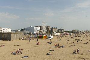 Weston-Super-Mare - nadmorska miejscowość wypoczynkowa