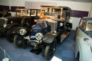 Muzeum Transportu w Coventry